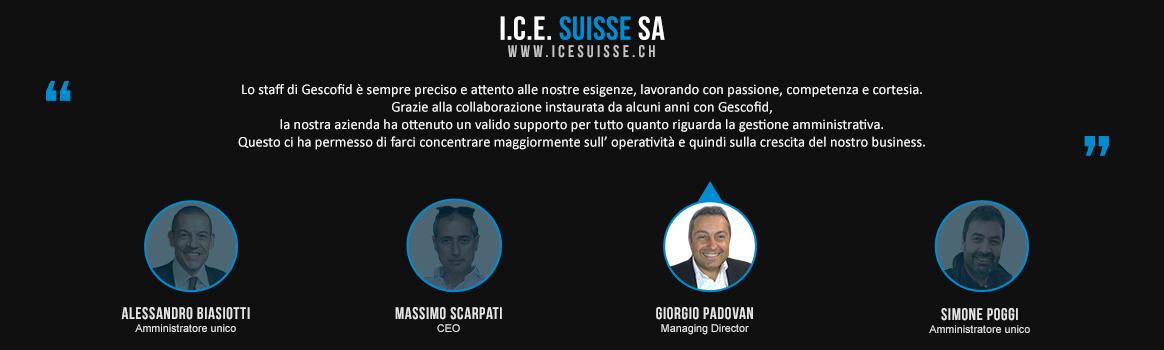 testimonianza 3 Gescofid SA