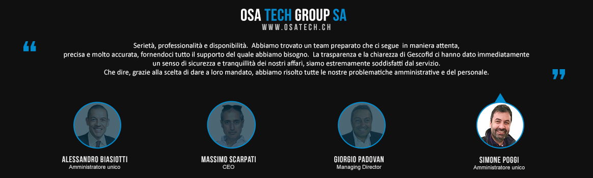 testimonianza 4 Gescofid SA